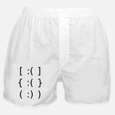 Happy Parens Boxer Shorts