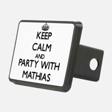 Keep Calm and Party with Mathias Hitch Cover