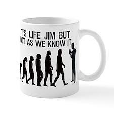 evolutionspock Mug