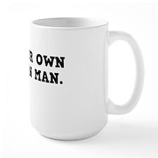 RossiWhiteTeeBack Mug
