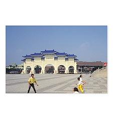 Taiwan, Chiang Kai-Shek M Postcards (Package of 8)