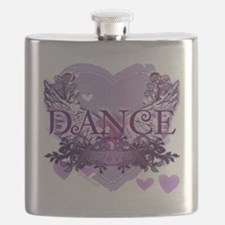 dance forever purple heart copy Flask