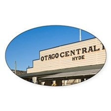 Historic Otago Central Hotel, Hyde, Decal