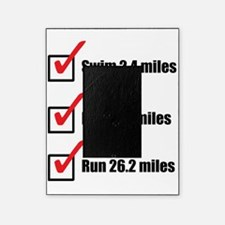 Triathlon-Long-Course Picture Frame