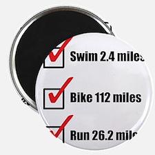 Triathlon-Long-Course Magnet