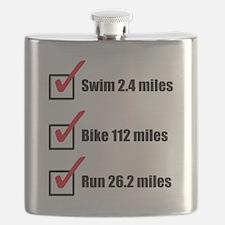 Triathlon-Long-Course Flask