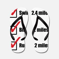 Triathlon-Long-Course Flip Flops
