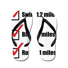 Triathlon-Short-Course Flip Flops