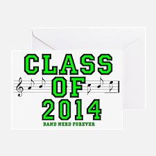 ClassOf2014 Greeting Card