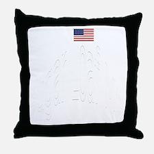 WhtSugarLoafMtGif.gif Throw Pillow