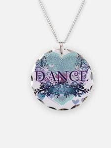 dance forever aqua copy Necklace