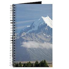 Aoraki / Mt Cook and Farmland, South Cante Journal