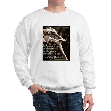 Sex in America Sweatshirt