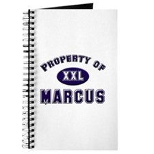 Property of marcus Journal