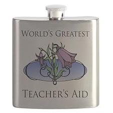 FloralFabulous_TeachersAid Flask