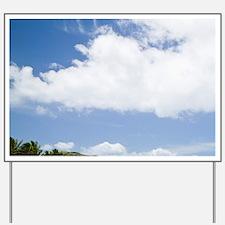 Daydream Island. View of Daydream Island Yard Sign
