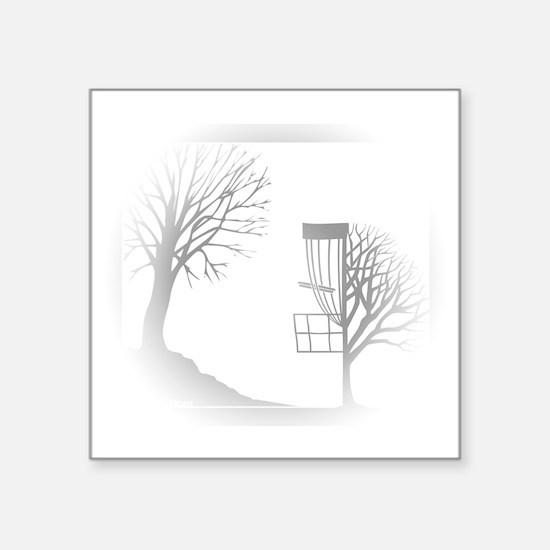 """DG_STCLAIR_03b Square Sticker 3"""" x 3"""""""