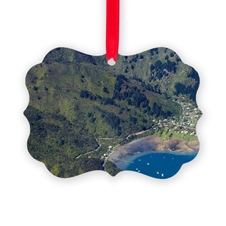 Outward Bound Outdoor Education S Picture Ornament
