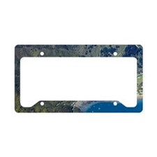 Outward Bound Outdoor Educati License Plate Holder