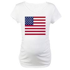 US Flag Btn 1 Shirt