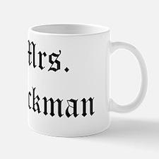 mrs jackman Mug