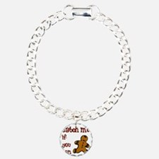catch_me Charm Bracelet, One Charm