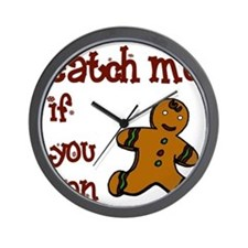 catch_me Wall Clock