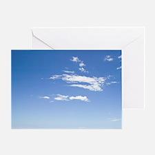 Burleigh Heads. Seaside View from Bu Greeting Card