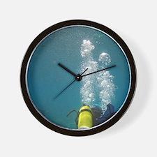 Great Barrier Reef Wall Clock