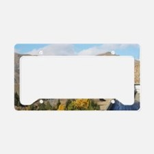 Lake Aviemore and Benmore Dam License Plate Holder