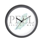 Peel Trident Wall Clock