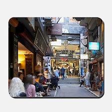 Australia, Victoria, Melbourne, Centre P Mousepad