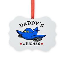 Wingman Btn Ornament