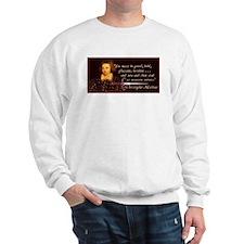 Marlowe Quote Sweatshirt