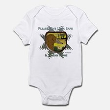 Save Us From Oil Infant Bodysuit