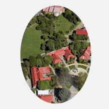 Outward Bound Outdoor Education Scho Oval Ornament