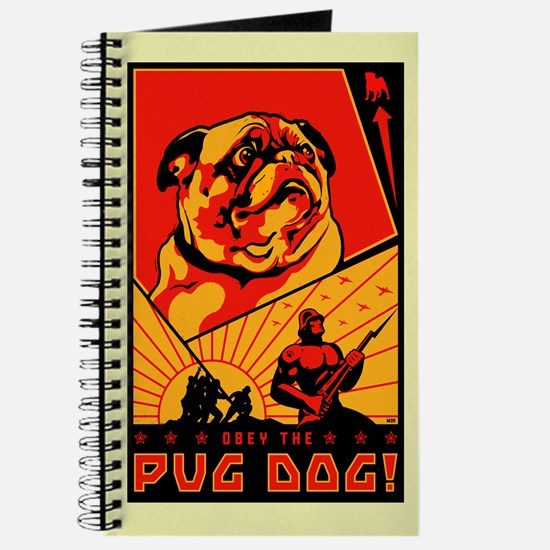 Obey the Pug Dog! Journal #3