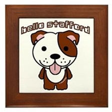 Hello Stafford3 copy Framed Tile