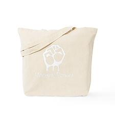 Wht_Yooper_Power_Fist.gif Tote Bag