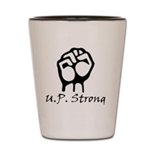 Blk_U.P._Strong_Power_Fist.gif Shot Glass