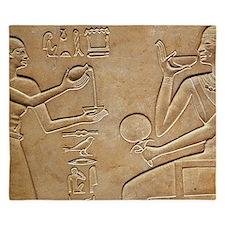 Sarcophagus of Queen Kawit King Duvet