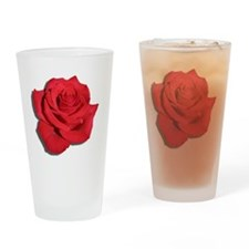 CP BB ROSE Drinking Glass