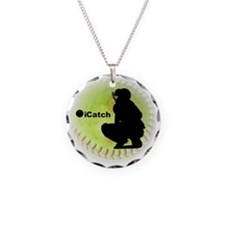 iCatch Fastpitch Softball Necklace