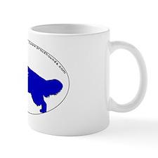 South Carolina State Flag Golden Retrie Mug