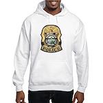 Montpelier Police Hooded Sweatshirt