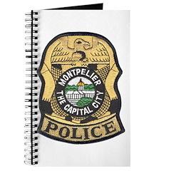 Montpelier Police Journal