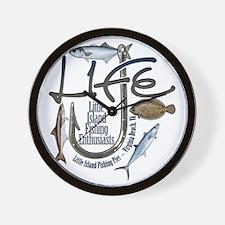 life_003 Wall Clock