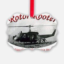 rotor rooter2 Ornament