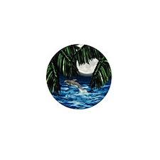 Moonlit Paradise tile box Mini Button