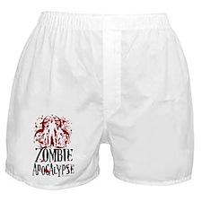 Zombie-Apocalypse Boxer Shorts